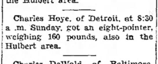 The Evening News (Sault Sainte Marie, MI) November 18, 1953