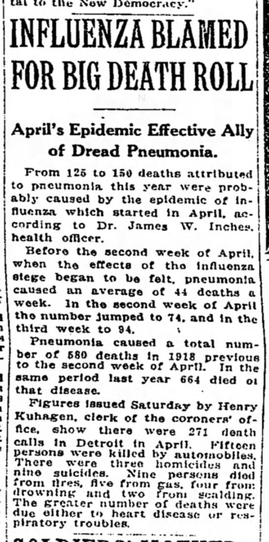 Detroit Free Press - May 5, 1918