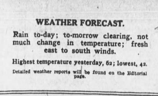 New York Herald - April 27th, 1920