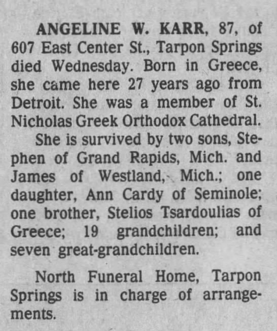 The Tampa Tribune - May 19th, 1984