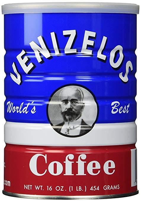Venizelos Coffe named for Eleftherios Venizelos