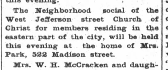 The Fort Wayne Sentinel - April 16, 1903