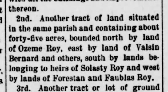 The Weekly Messenger, St. Martinsville, LA - April 13, 1895