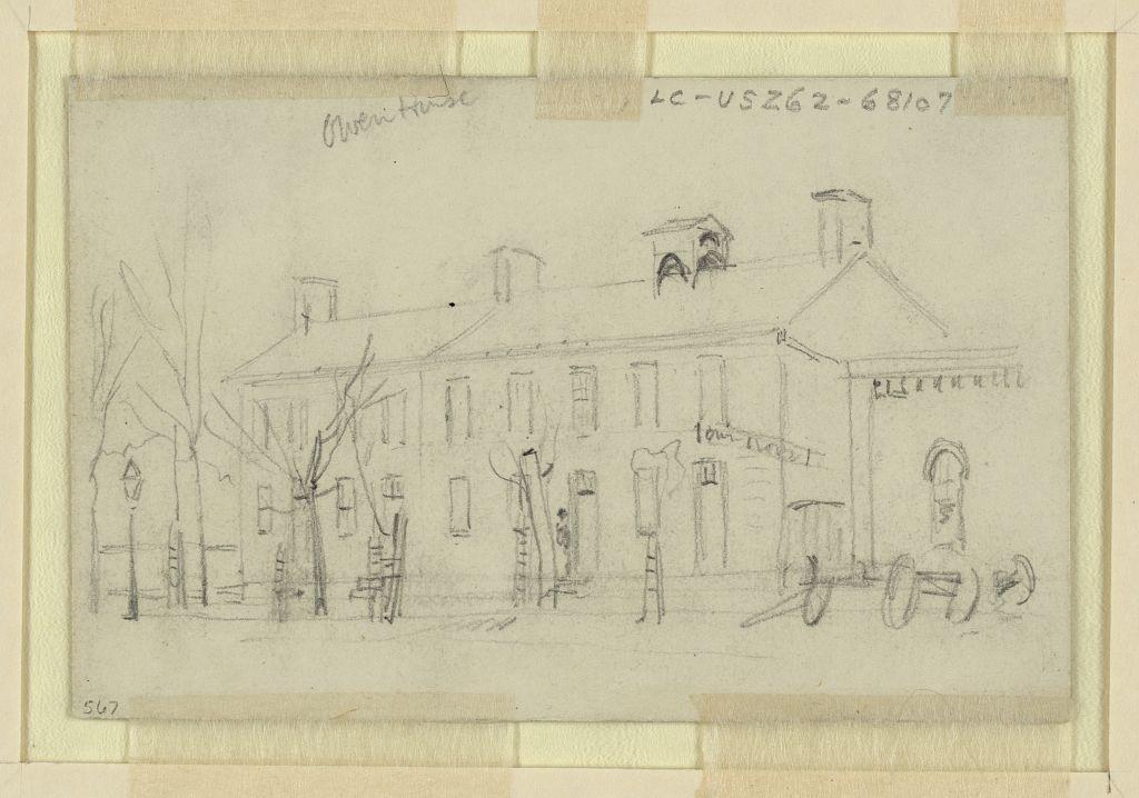 """Owen House"" :   Library of Congress"