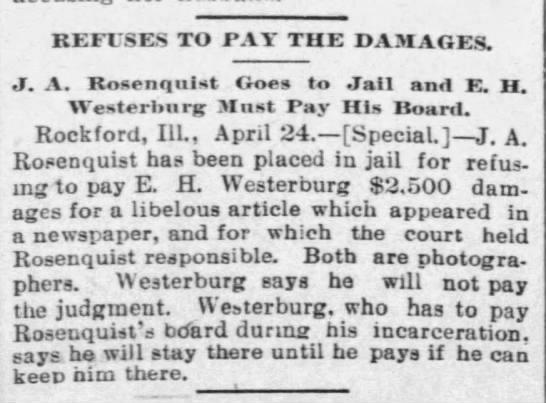 Chicago Tribune - April 25, 1895