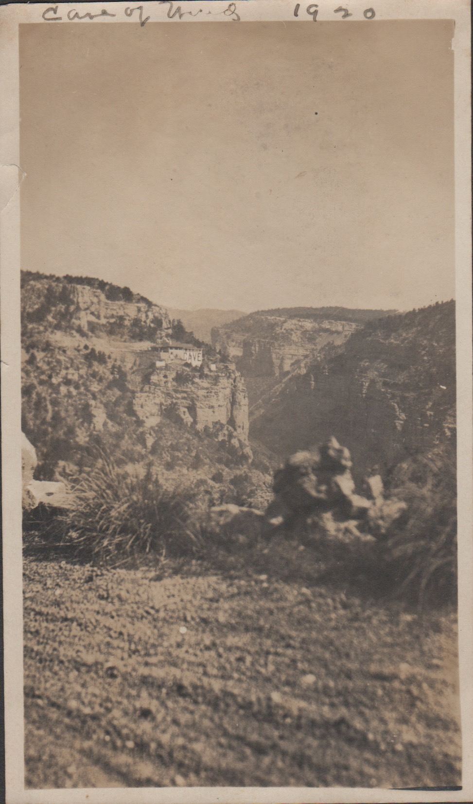 """""""Cave of Winds"""" 1920"""