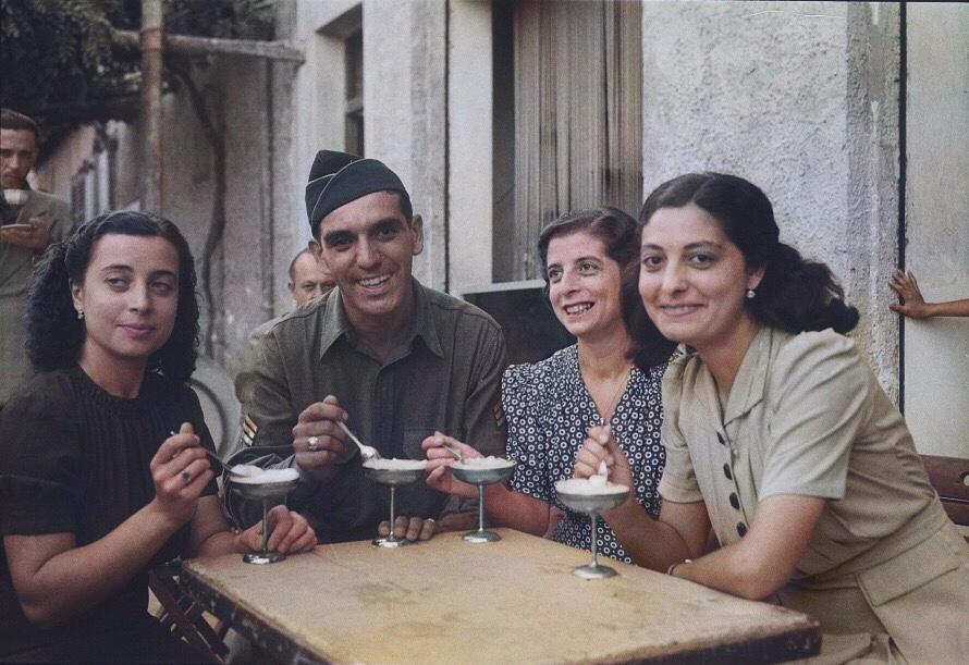 Palermo, Sicily (1943)