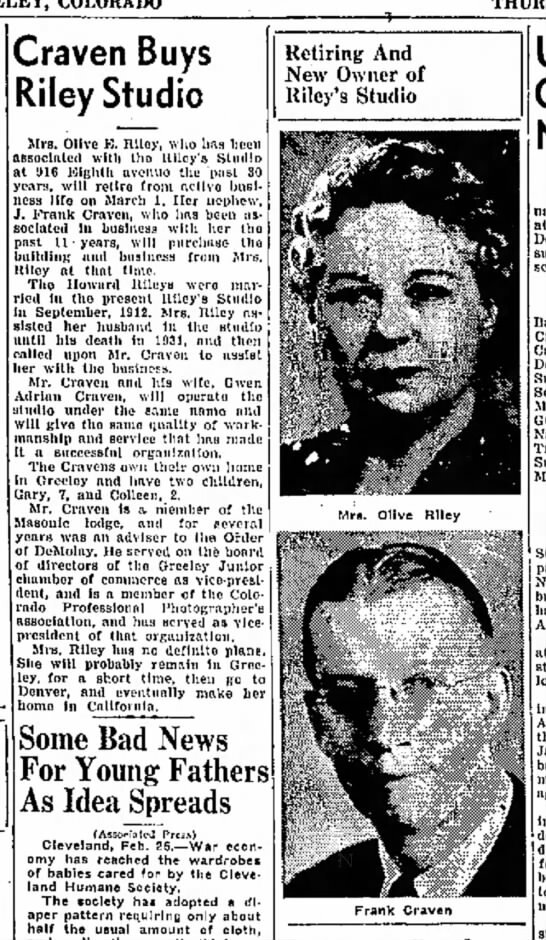 The Greeley Daily Tribune - February 26, 1942