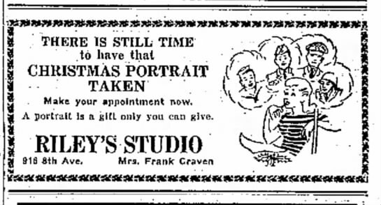 The Greeley Daily Tribune - December 6, 1943