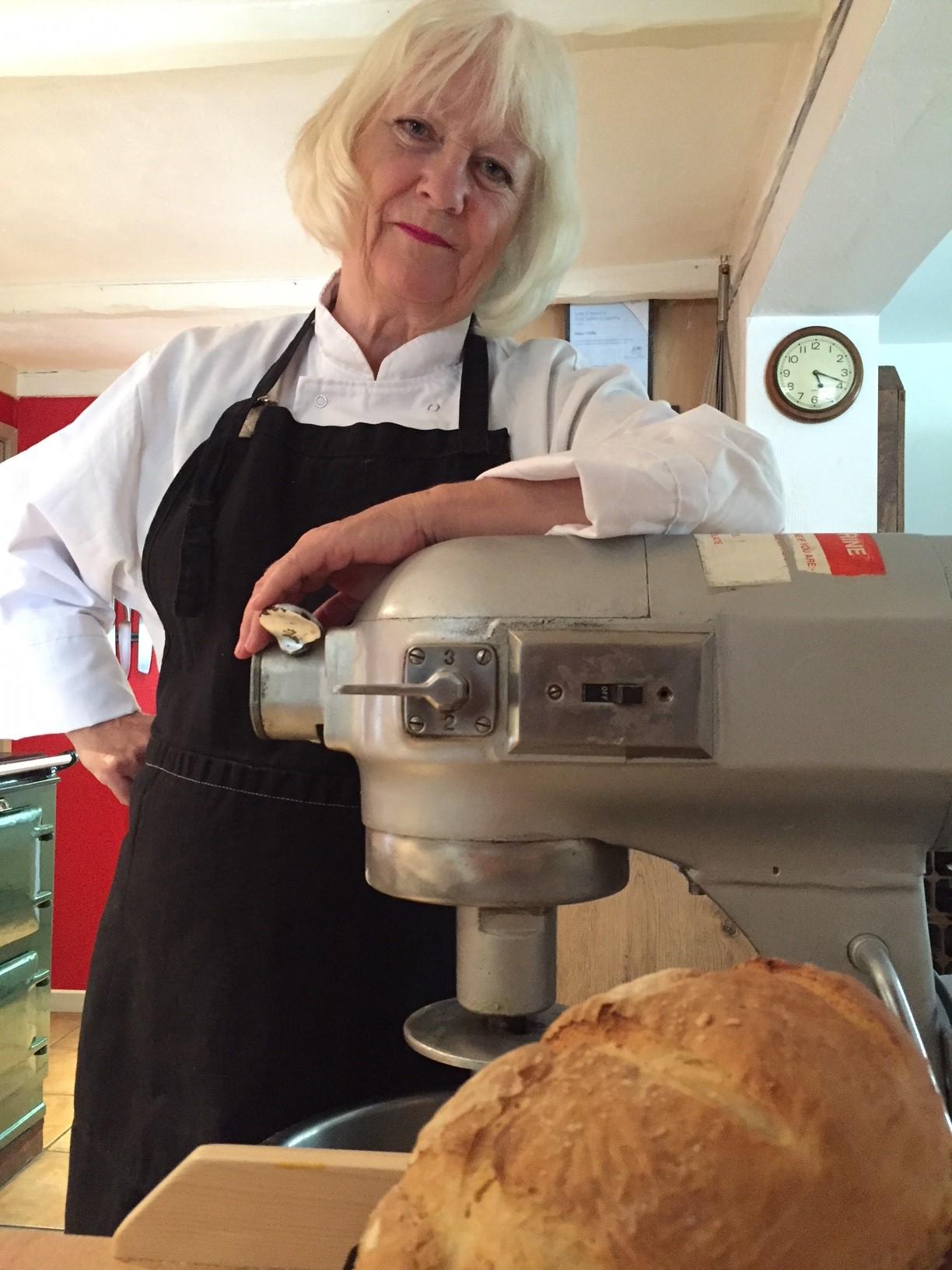 Bread Angel - Diana