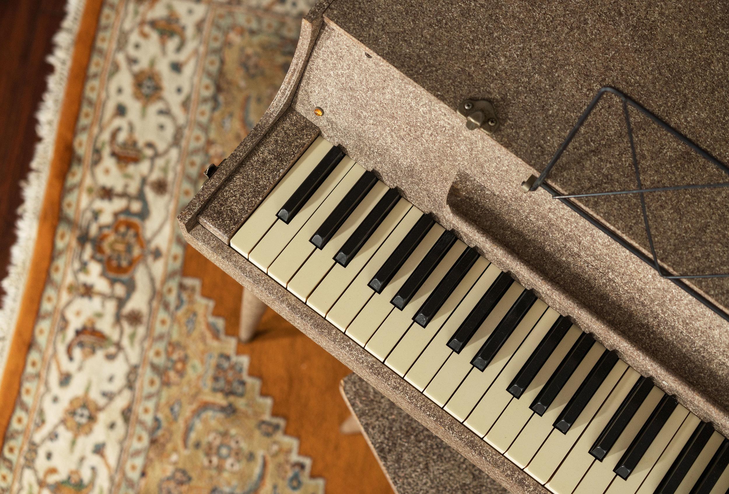 Wurlitzer 112 music rack