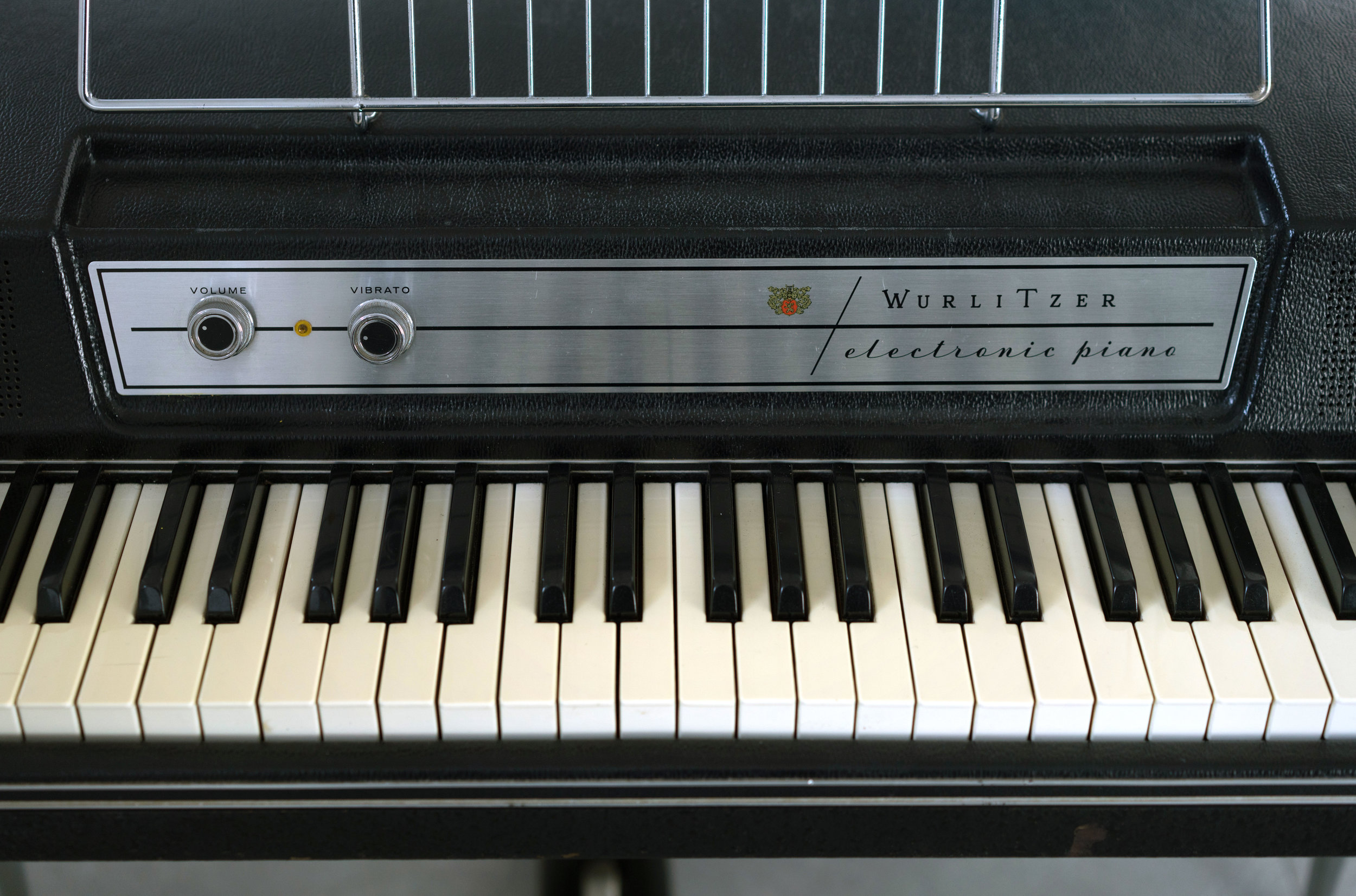A late-model Wurlitzer 200.