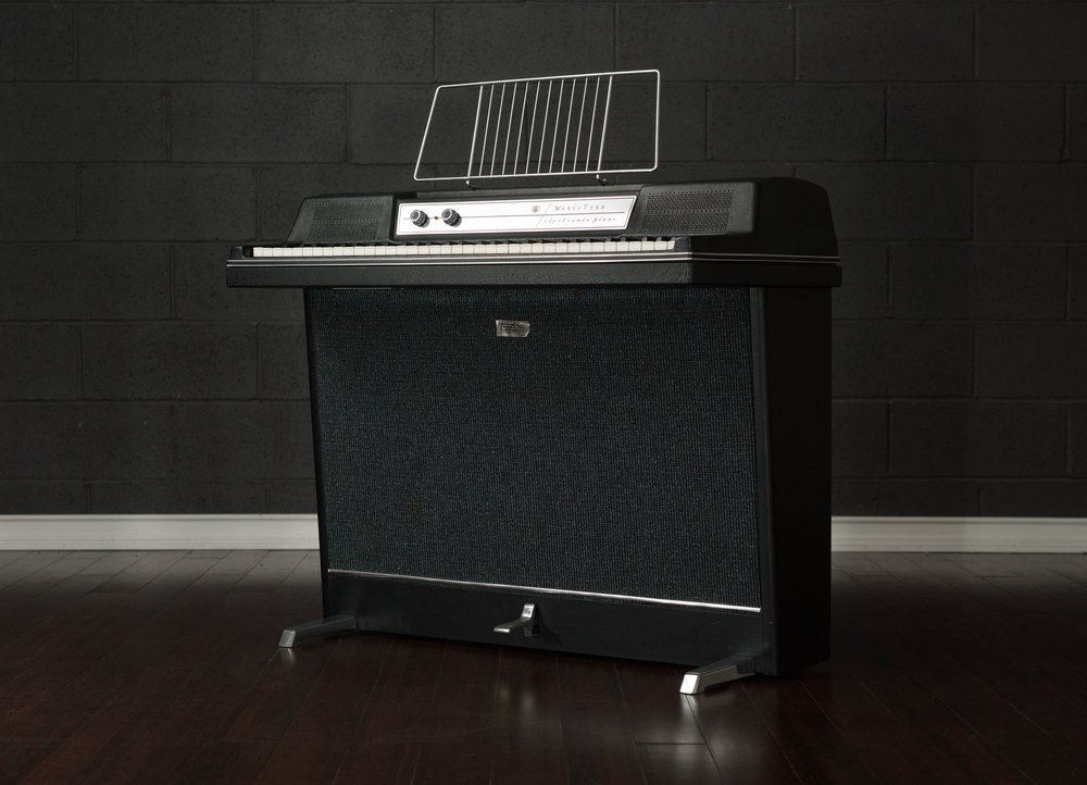 The Wurlitzer 203/210, Explained