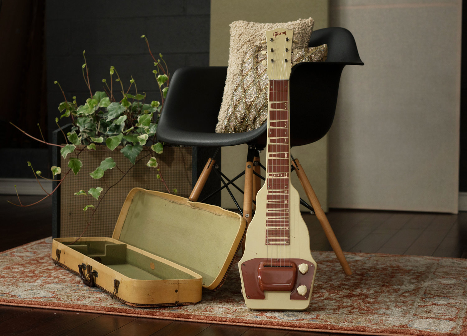 The Lap Steel Craze & the Gibson BR-9