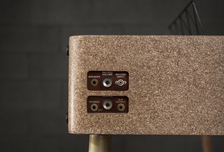 Wurlitzer 112: Details & Closeups