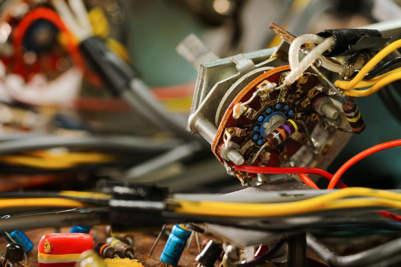 Vintage Component Spotlight: Carbon Composition Resistors