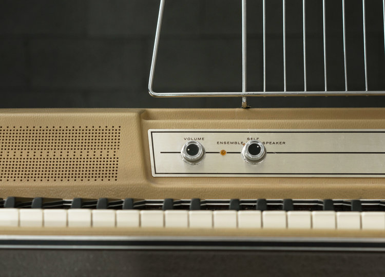 The Wurlitzer 206 Student Model, Explained
