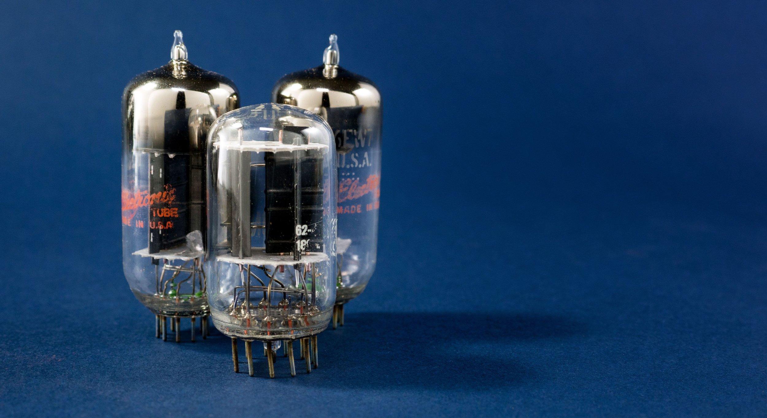 Vintage Component Spotlight: Compactron Tubes