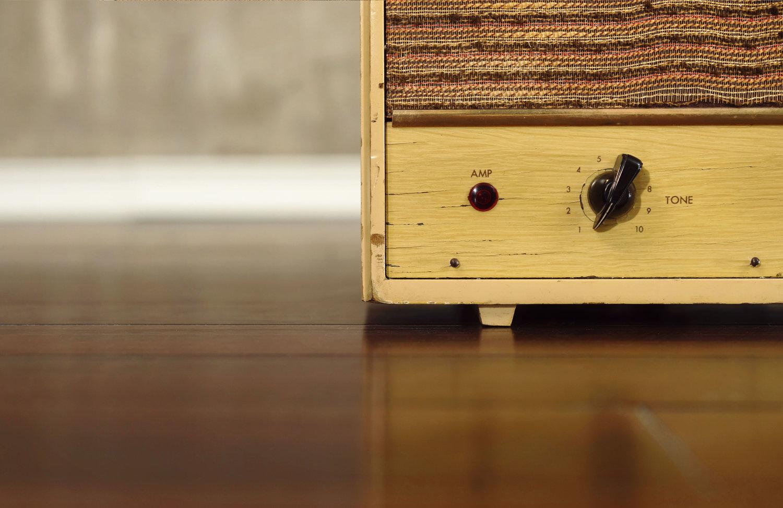 In Restoration: Vintage Sears Hi Fi Amp