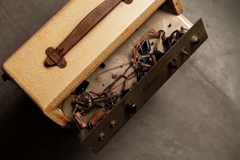 Gibson GA-5 vs Fender 5F1: Circuit Analysis