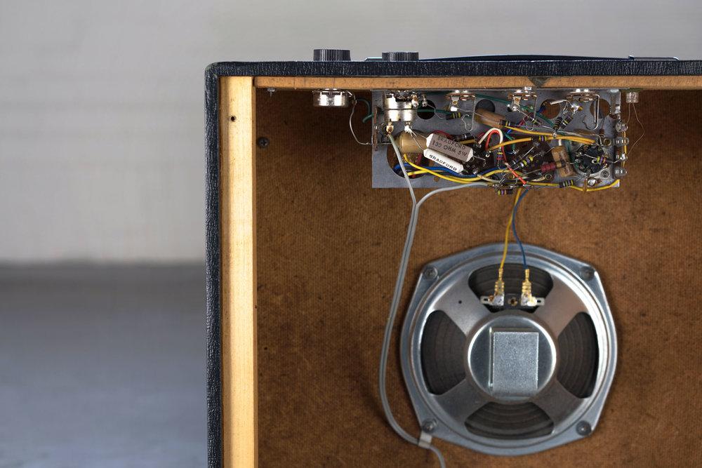 What is a Widowmaker Amplifier?