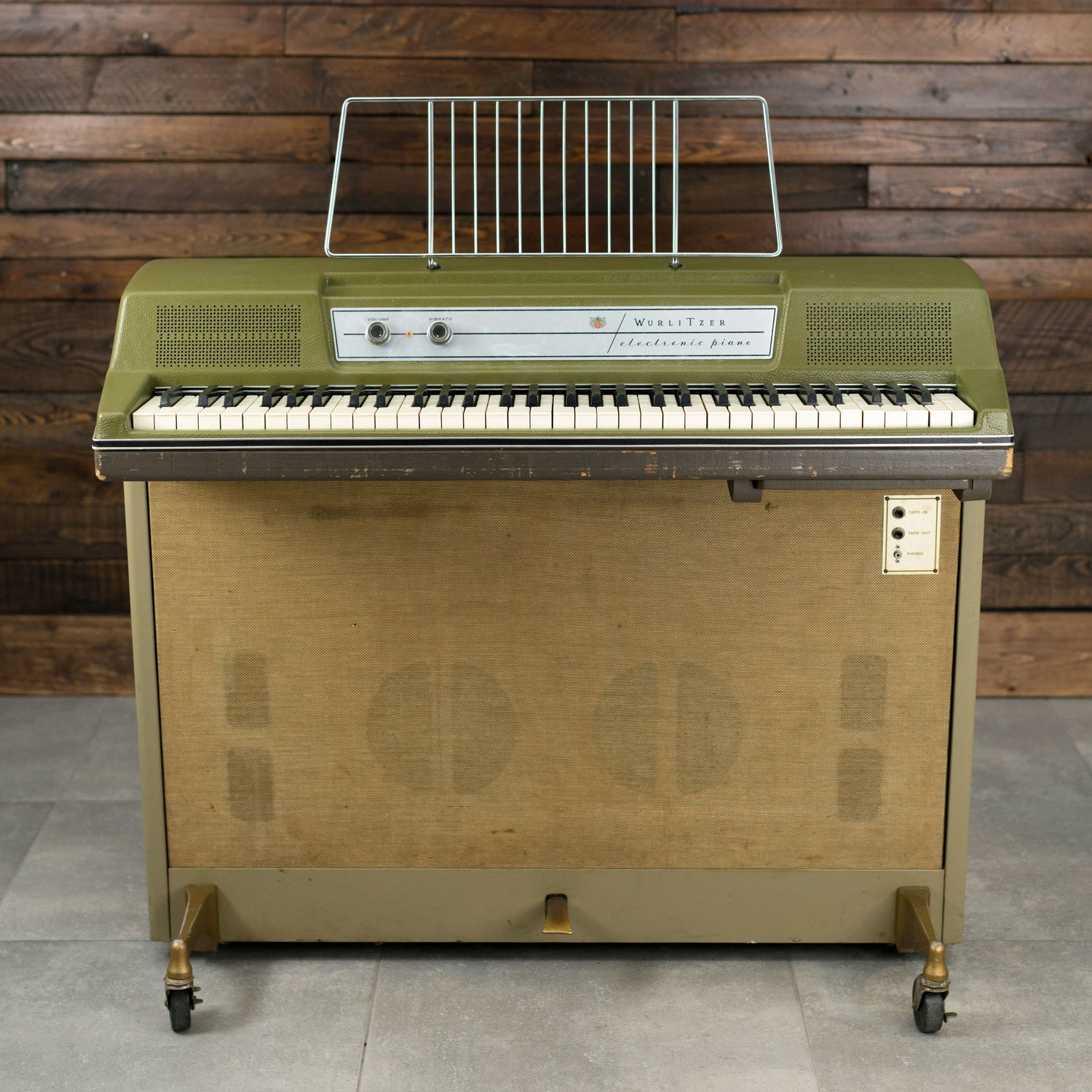 From the Archives: Wurlitzer 214