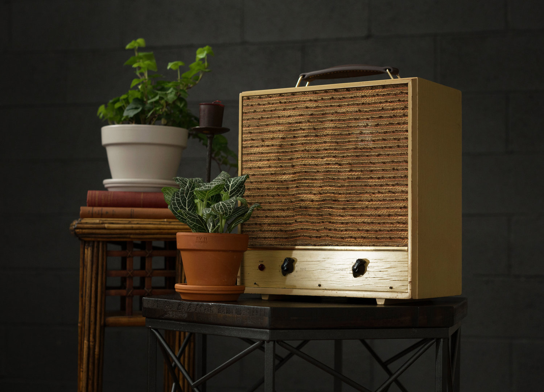 Sears Silvertone Hi Fi to Guitar Amp Conversion