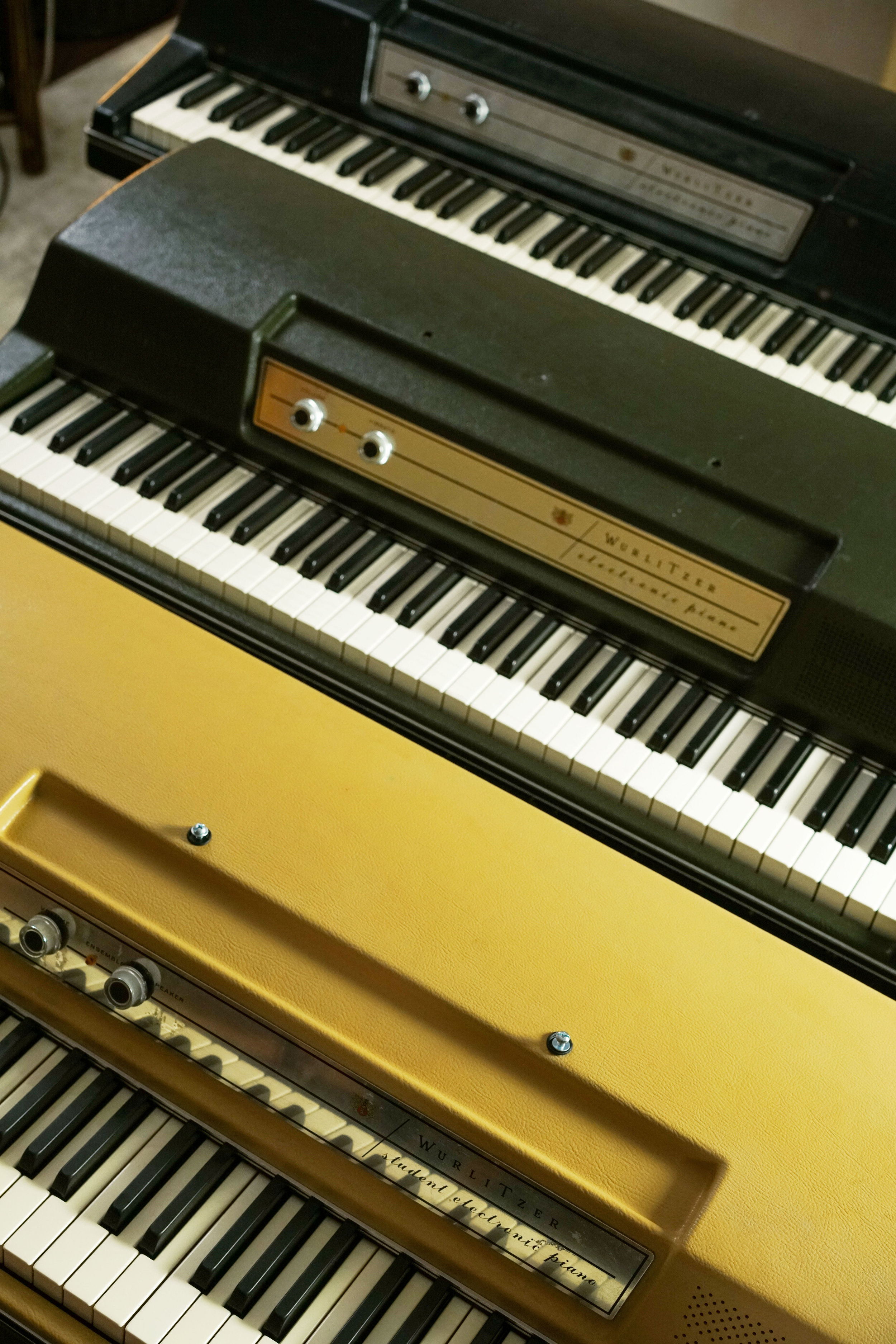 Hum can affect any Wurlitzer, whether tube or solid state.