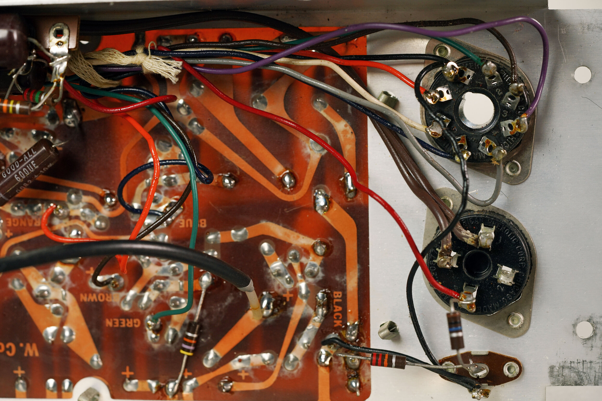 Common Tube Amp Malfunctions My Amp Makes No Sound Tropical Fish