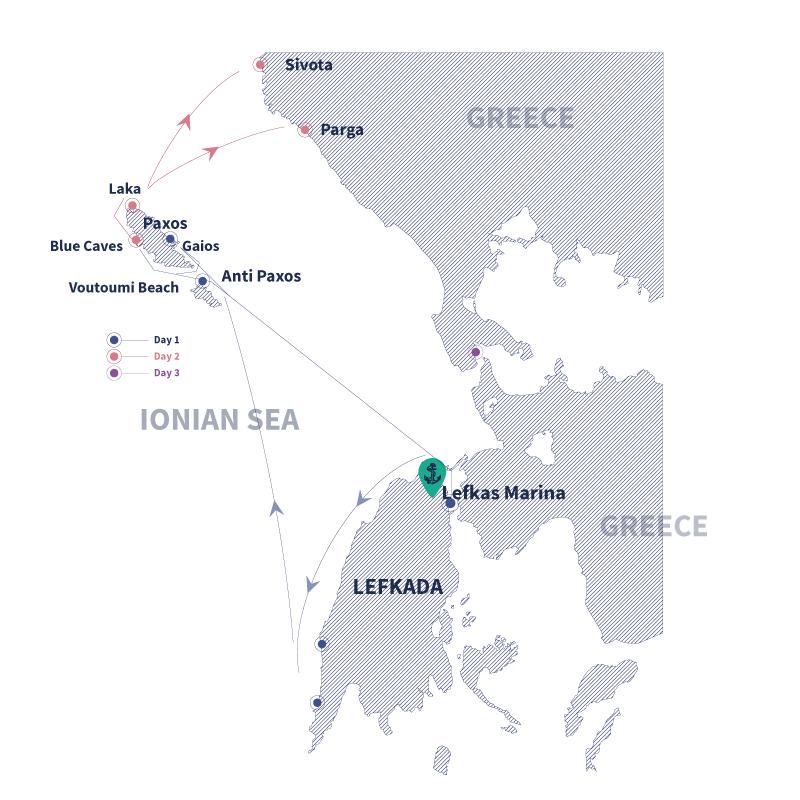 Paxos-Anti-Paxos-Mulit cruise