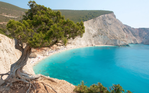 LEFKADA - BLUE WATERS WHITE SANDS