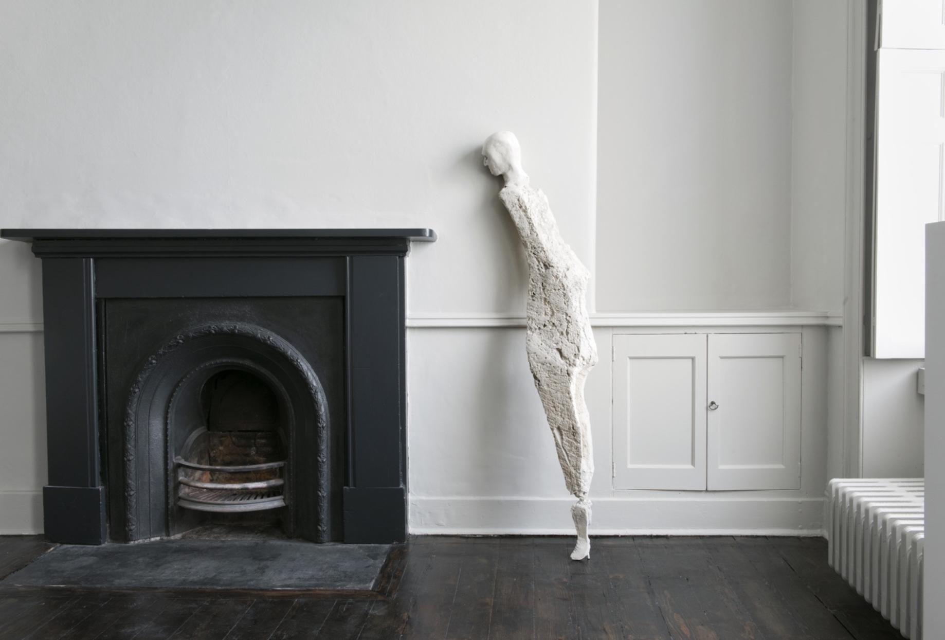 Installation view – Enrico David