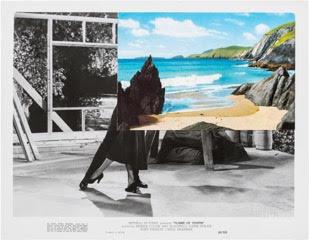 John Stezaker , Dance, 2017,Collage,20 x 25.7 cm