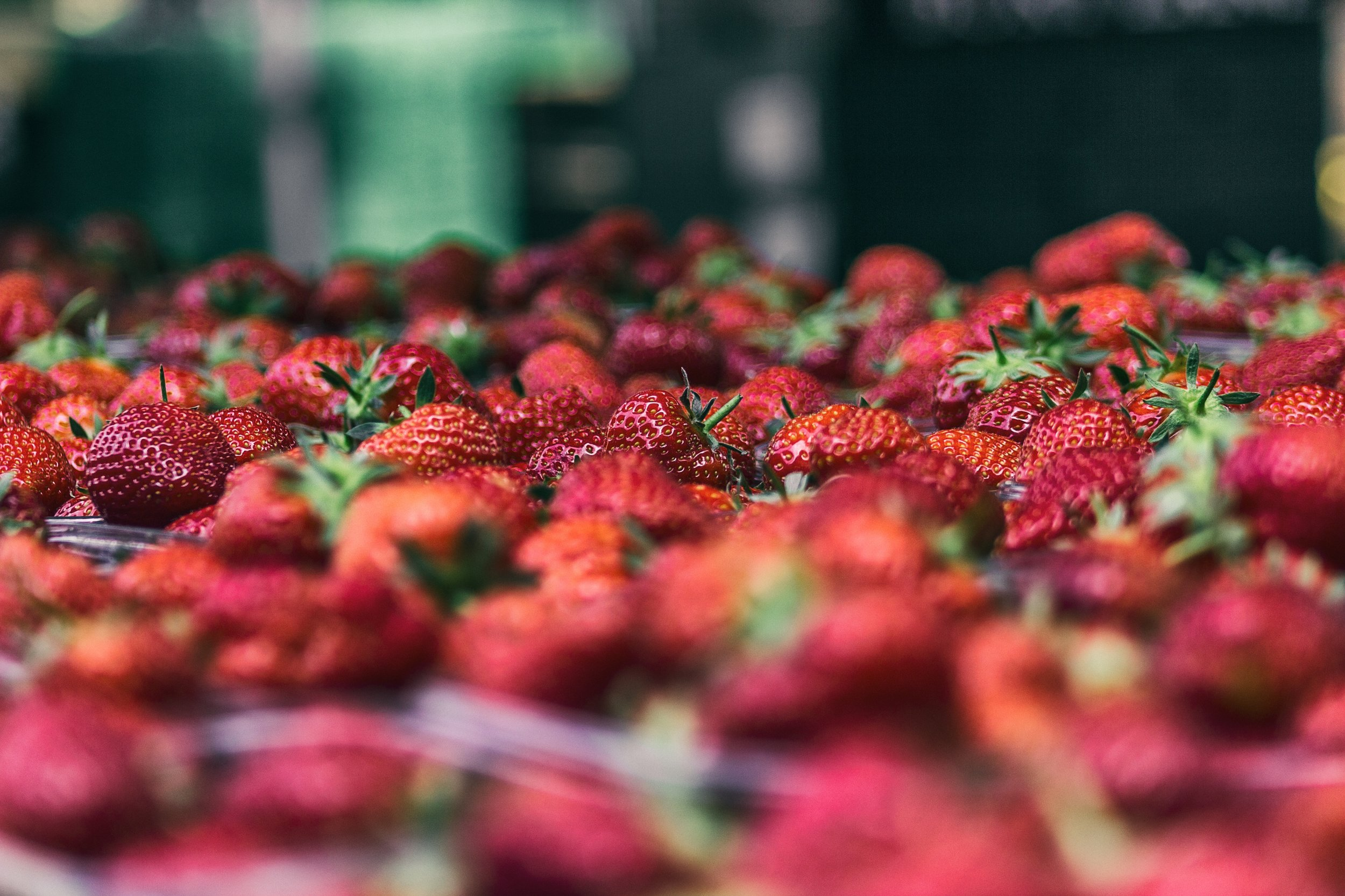 Jaime Mass Nutritionals - National Strawberry Day
