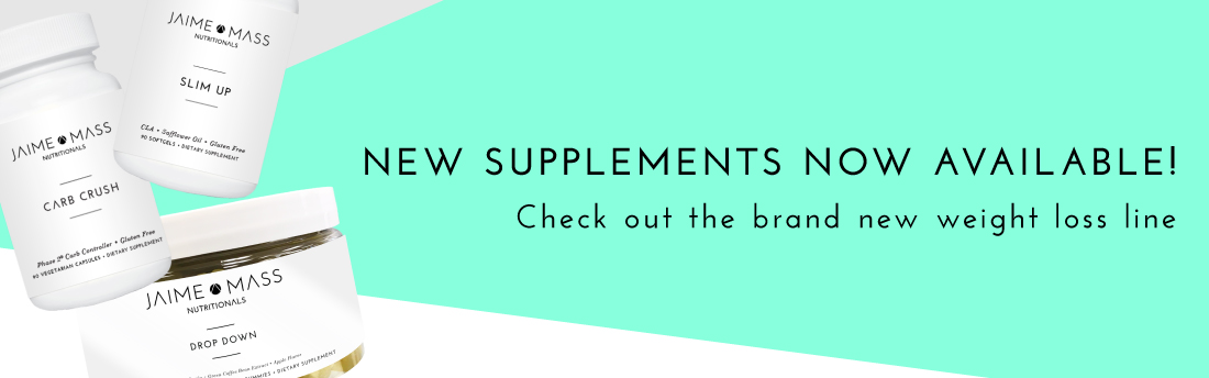New Supplements Now Available! Check out the brand new weight loss line.