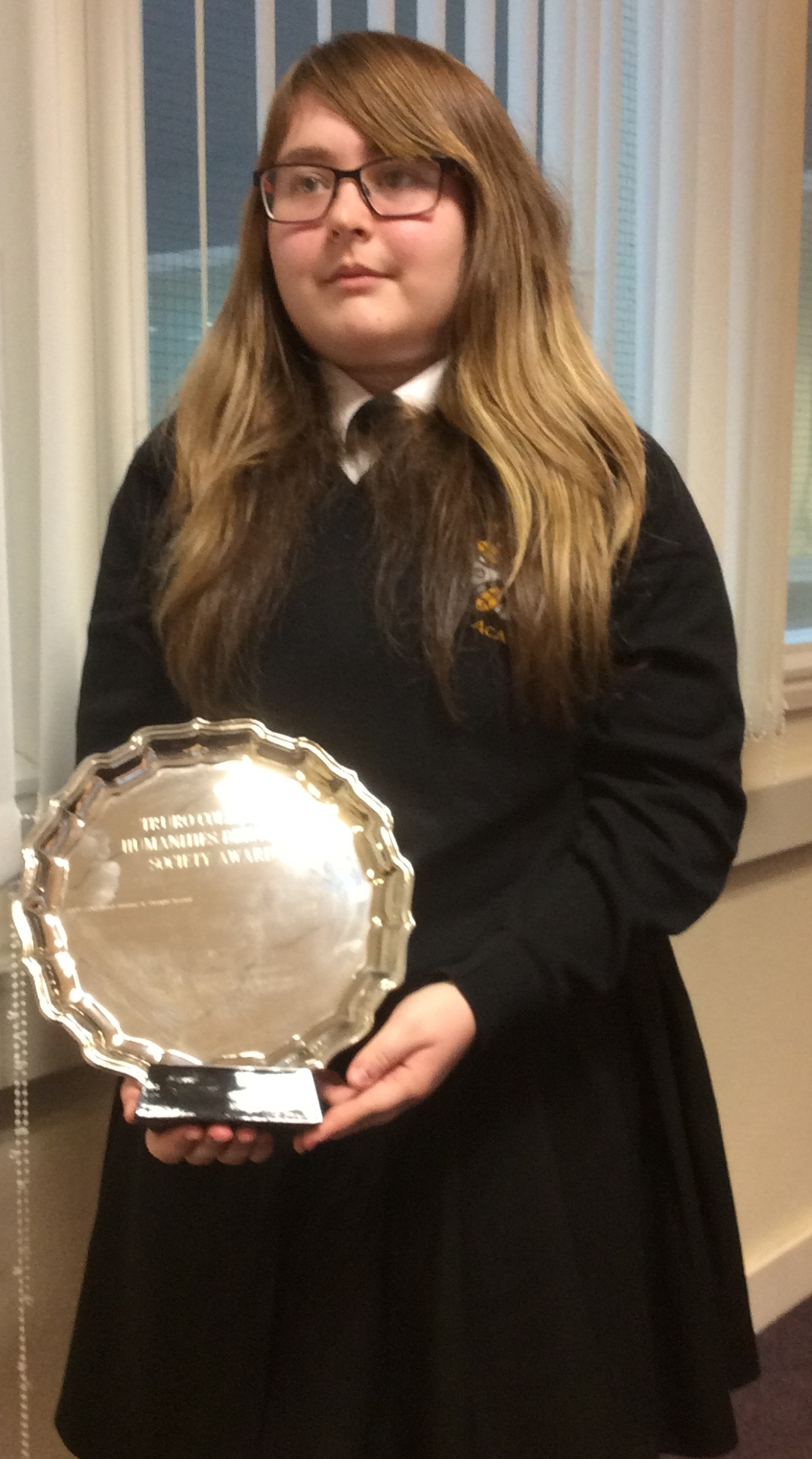 Well done Neve