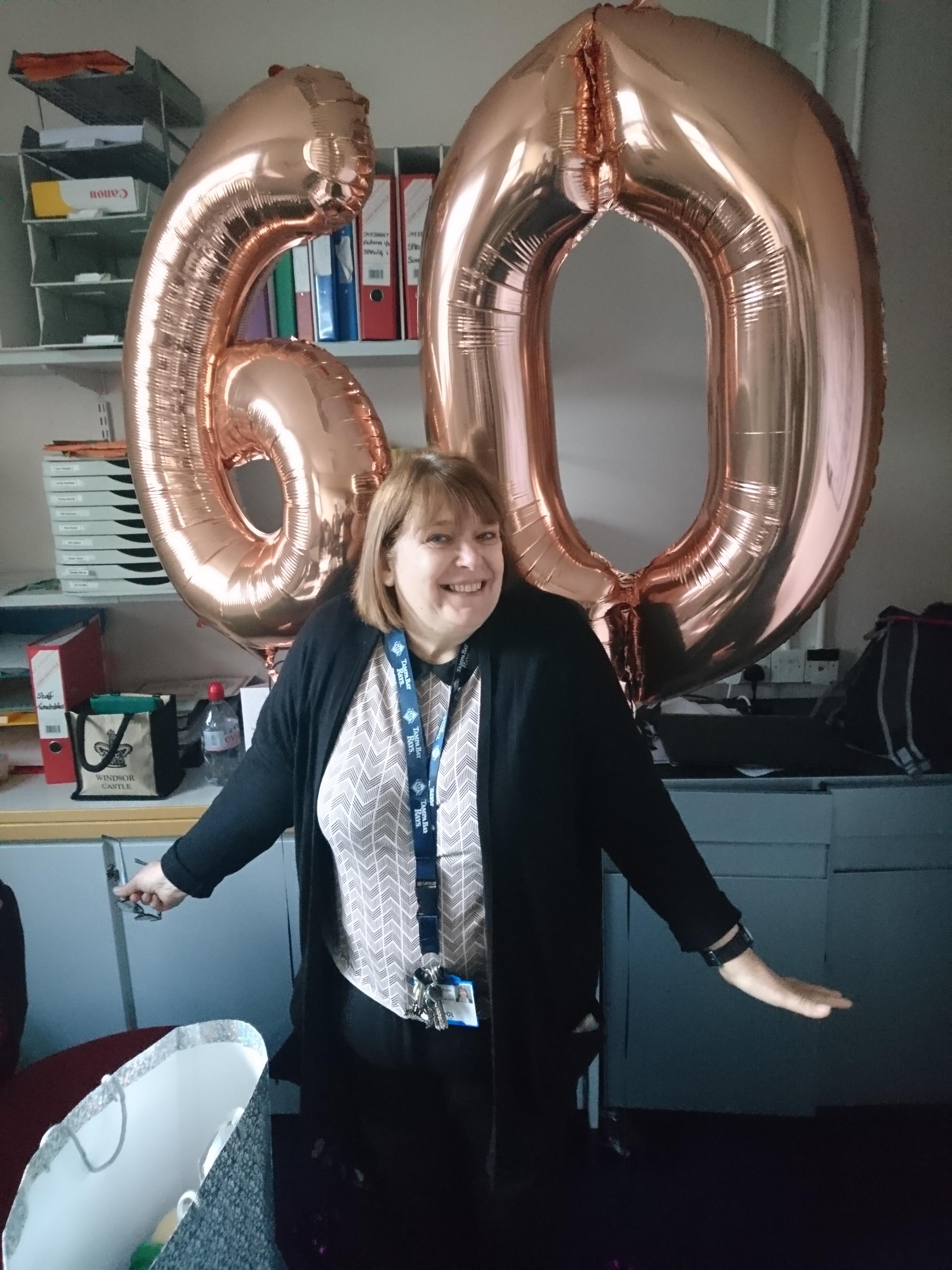 Happy Birthday Mrs Gribble