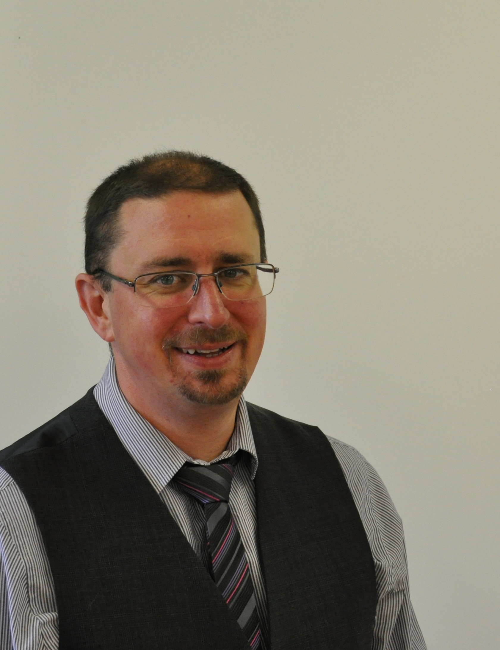 Mr James James is Head of Maths, Geography and History,