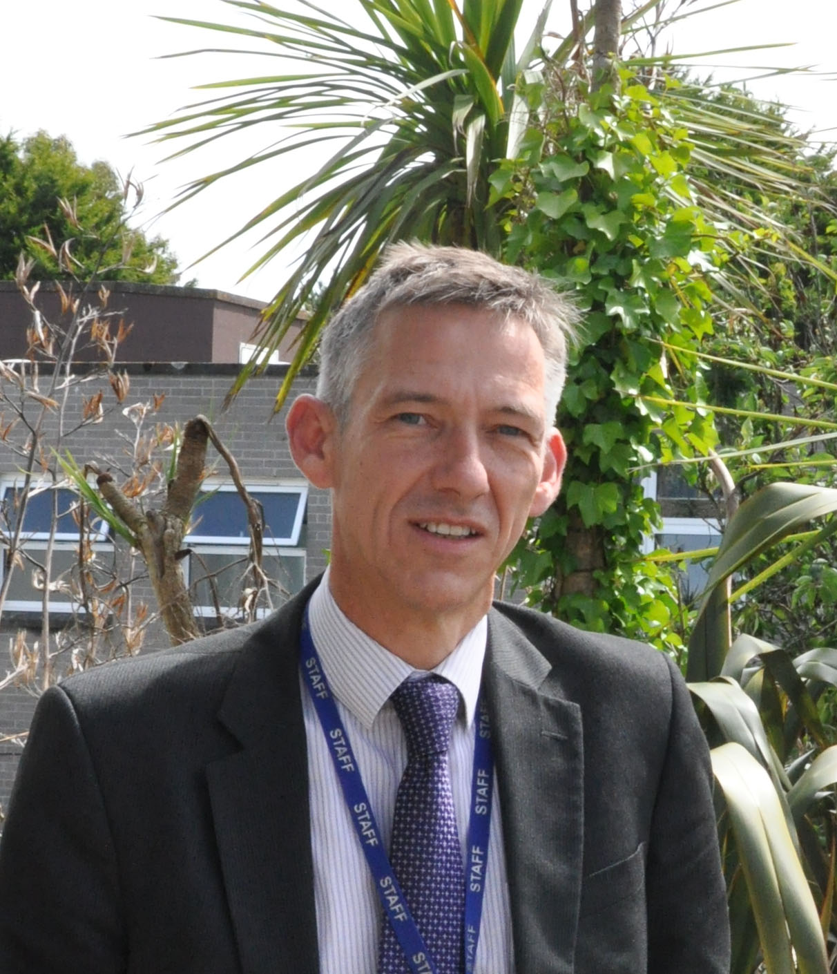 Mr Bareham is Head of Science, Computing and DT,