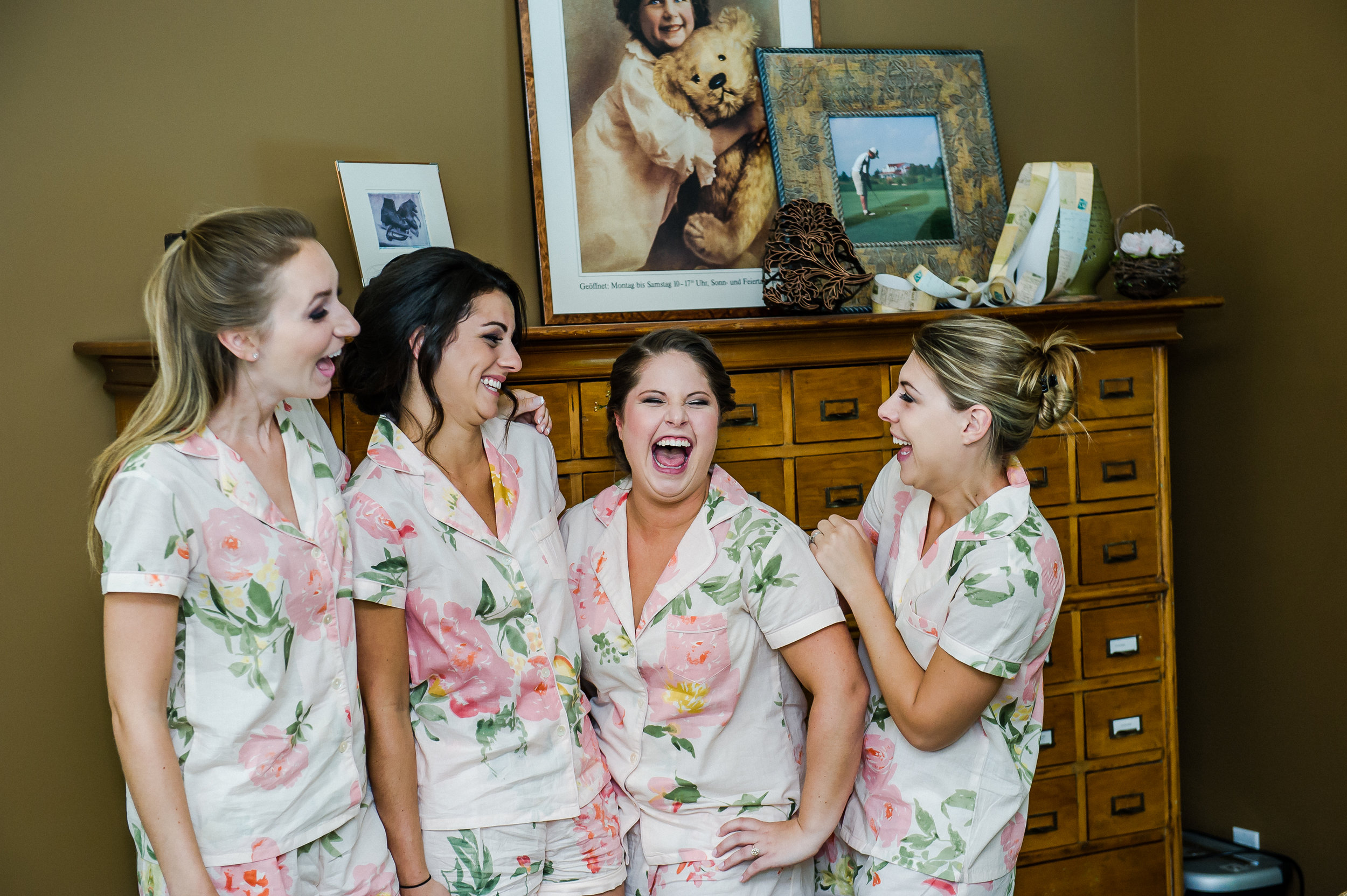 Photo Courtesy of  Jaques Scheepers Photography  // Matching Pyjama Sets:  Plum Pretty Sugar