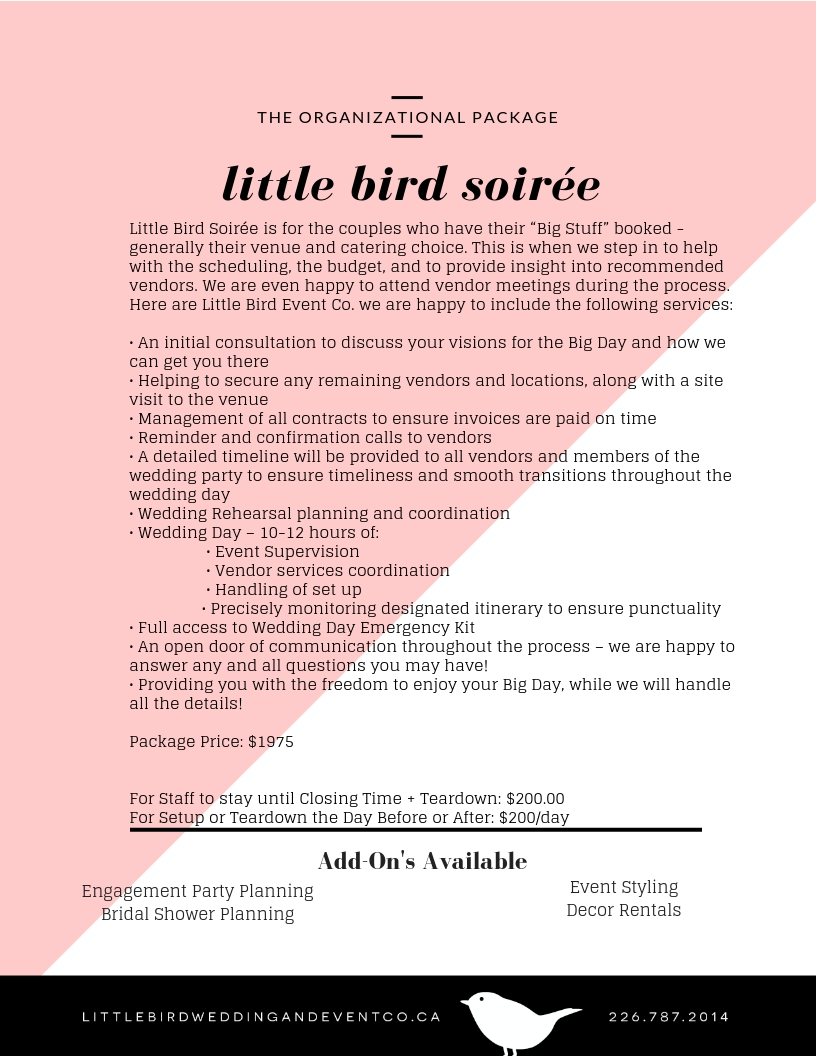 Little Bird Soiree Pricing 2019 - NEW.jpg
