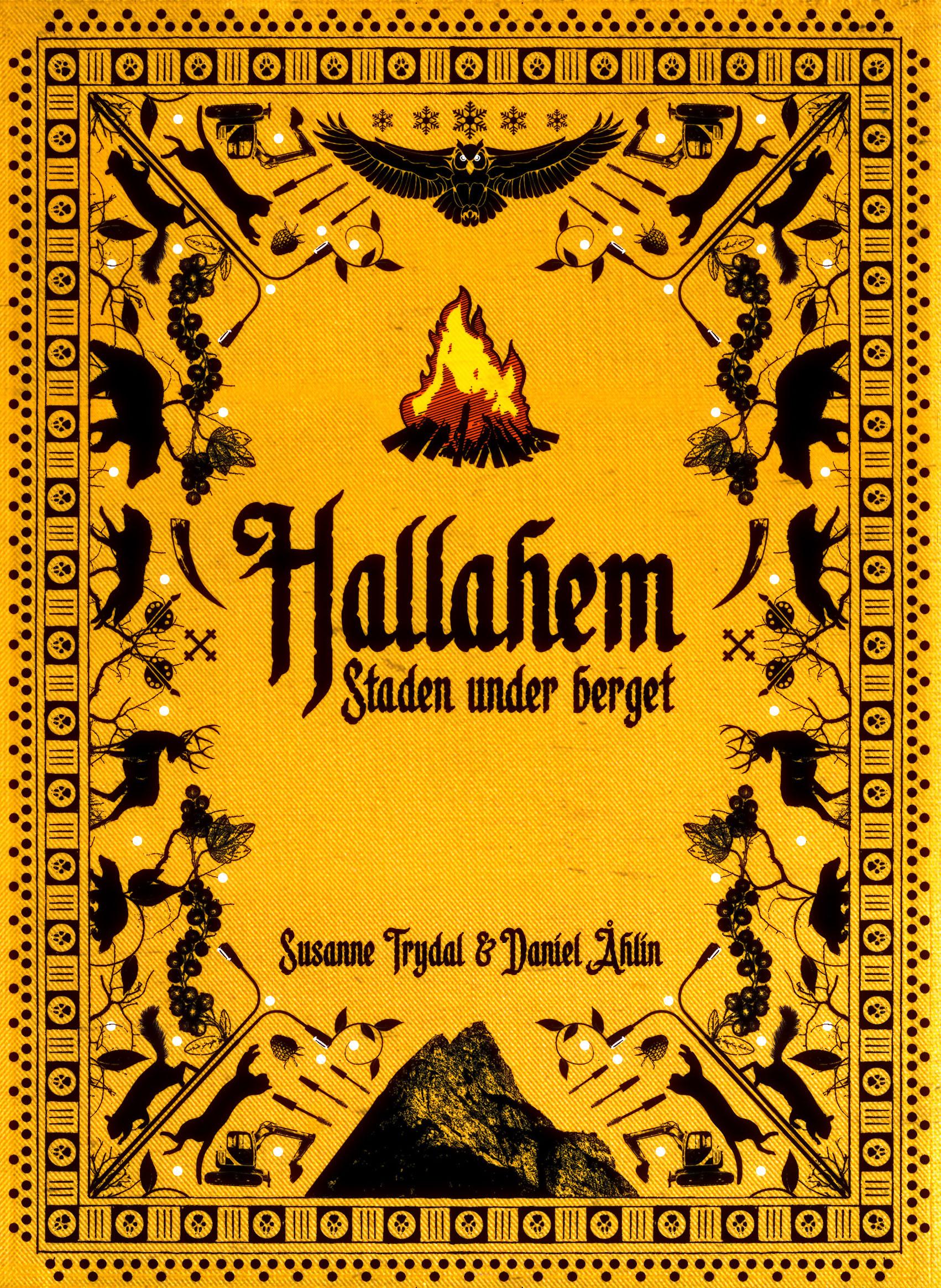Hallahem Staden under berget