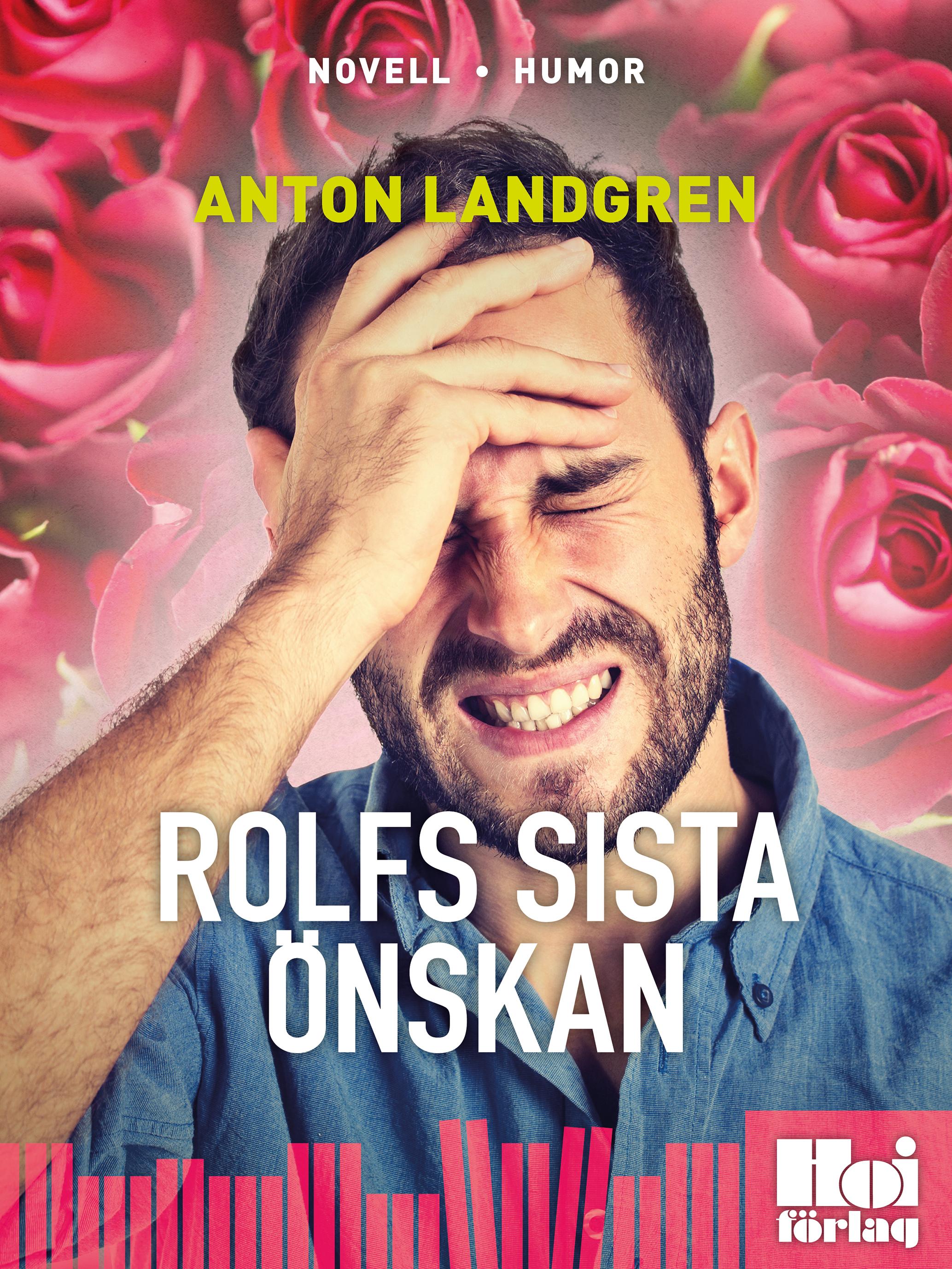 Rolfs sista önskan Audio