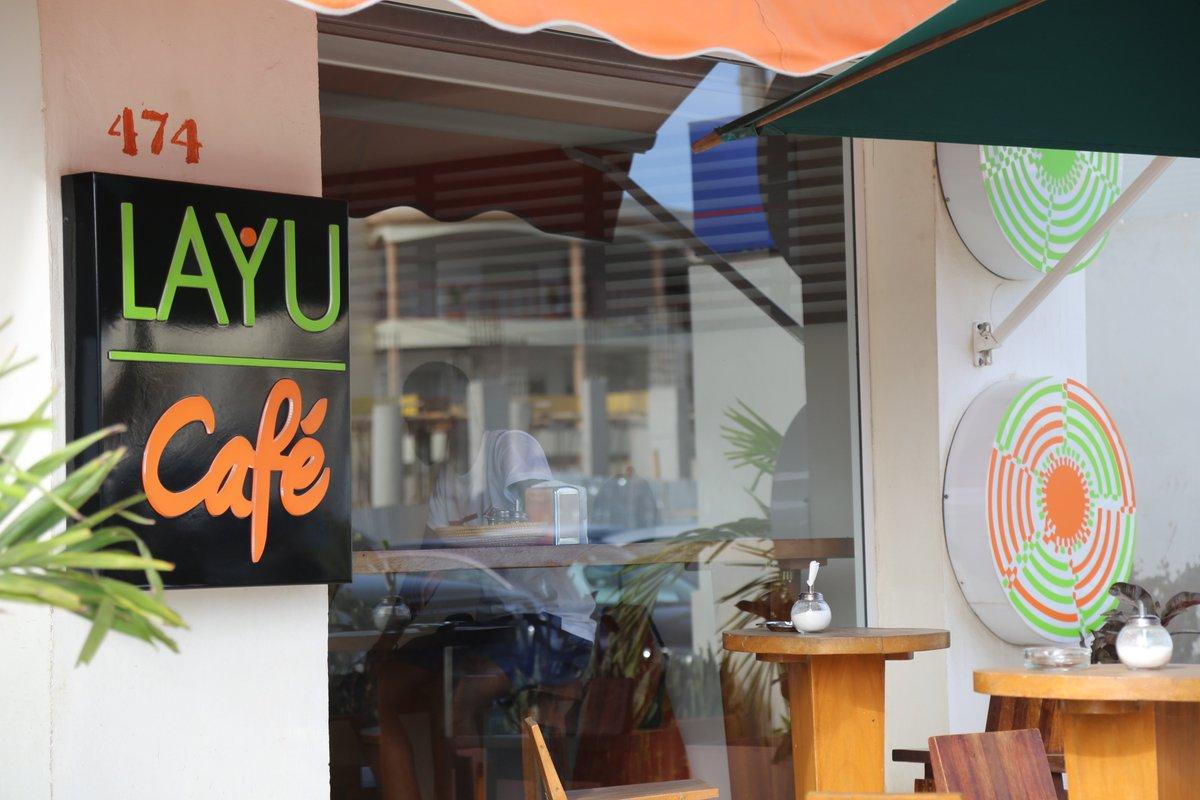 LAYU CAFE   DAKAR, SENEGAL   www.ilovelayu.com