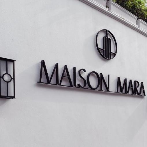 MAISON MARA   CAPE TOWN, SOUTH AFRICA   www.maisonmara.co.za