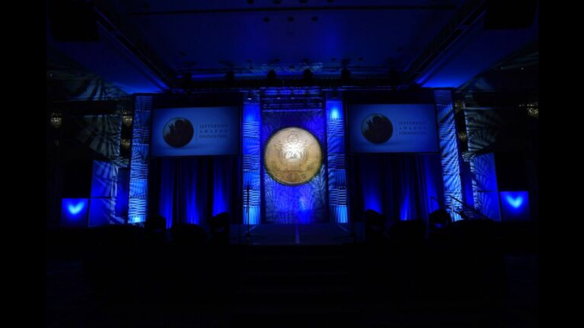 The Jefferson Awards - Full Event Production   Visual Experience   TBD