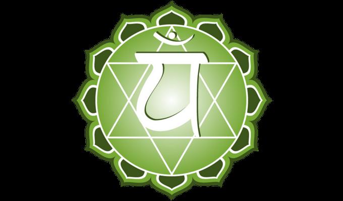 The fourth chakra.