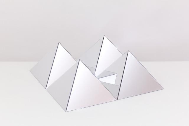 """Caroline Cloutier,  Déploiement 6 , 2016, impression numérique montée sous plexi, 61 X 91 cm (24 X 30"""")"""