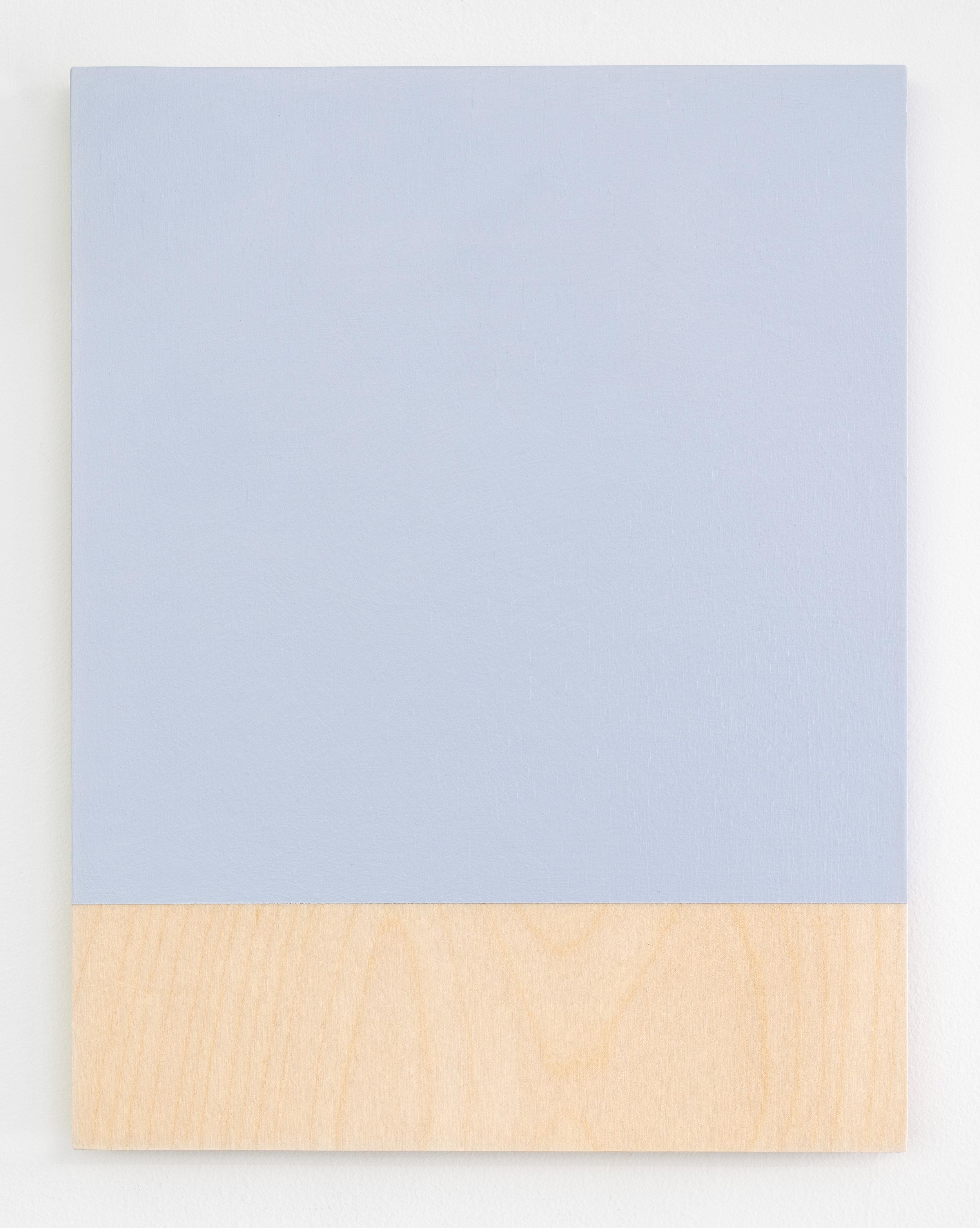 """Guy Pellerin,  484– la couleur des lieux, Lisbonne   (détail),  2018, acrylique sur contre-plaqué, 28 x 22 cm (11"""" x 8.5"""")"""