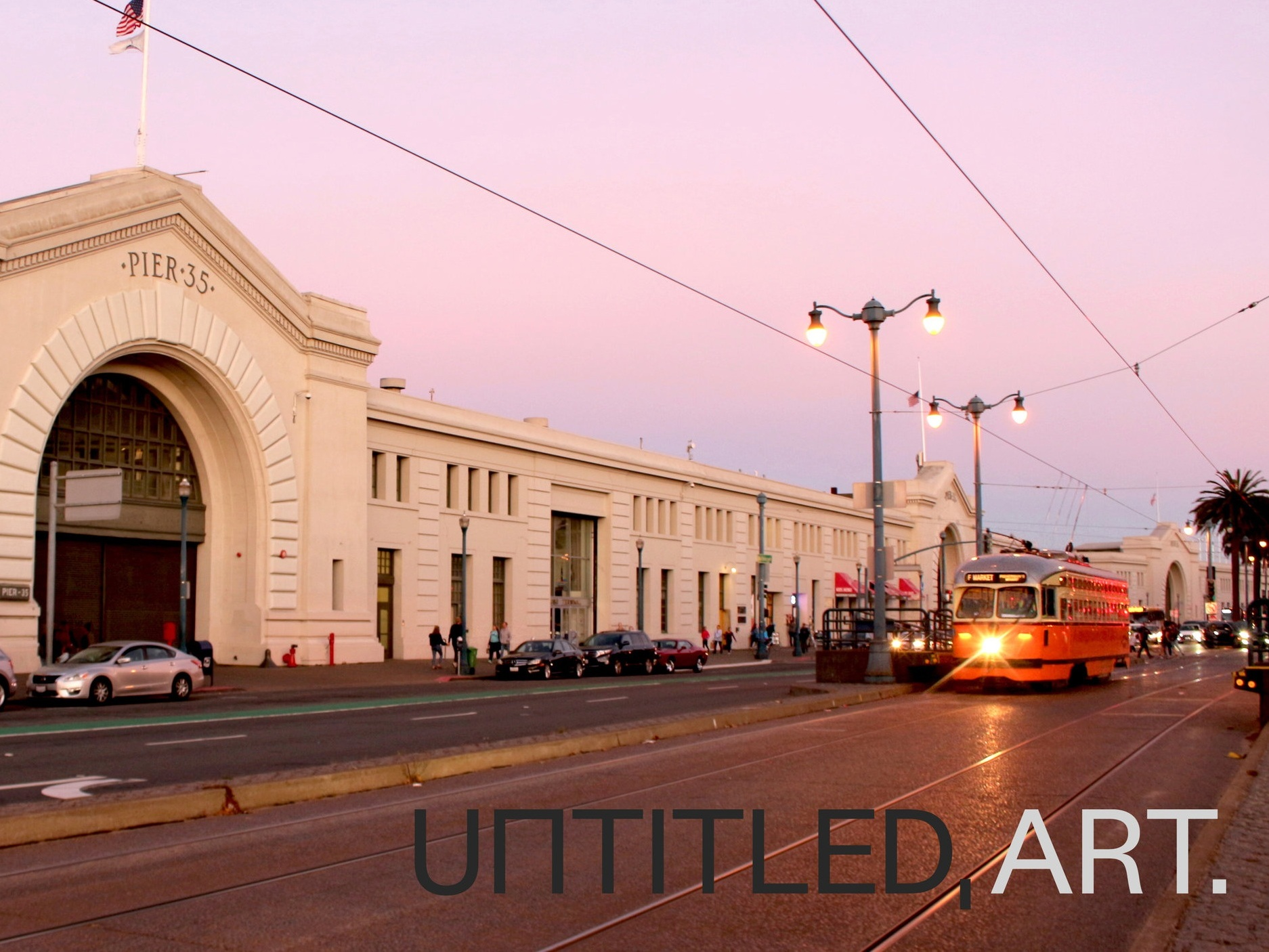 Untitled, art San Francisco   Du 18 au 20 janvier 2019 @ Pier 35 - 1454 The Embarcadero